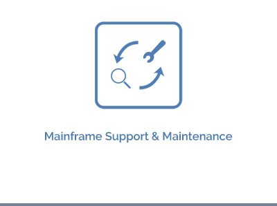 Mainframe Support & Maintenance