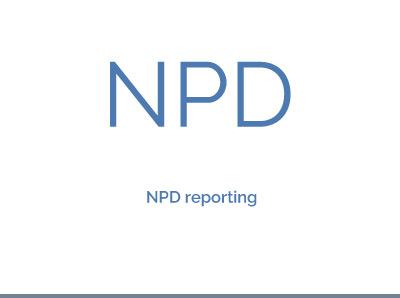 NPD Oracle