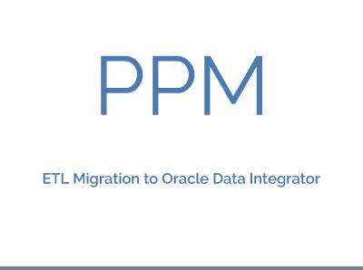 PPM Oracle